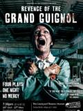 2011 Revenge of the Grand Guignol Poster · By: Anna Soderblom for theatre of the Damned.
