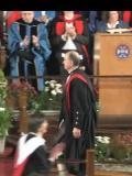 Graduating PhD at Edinburgh University · By: Tom Alexander