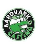 Aardvark Casting Logo