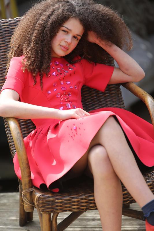 Tillie Amartey Actor Kids Casting Call Pro